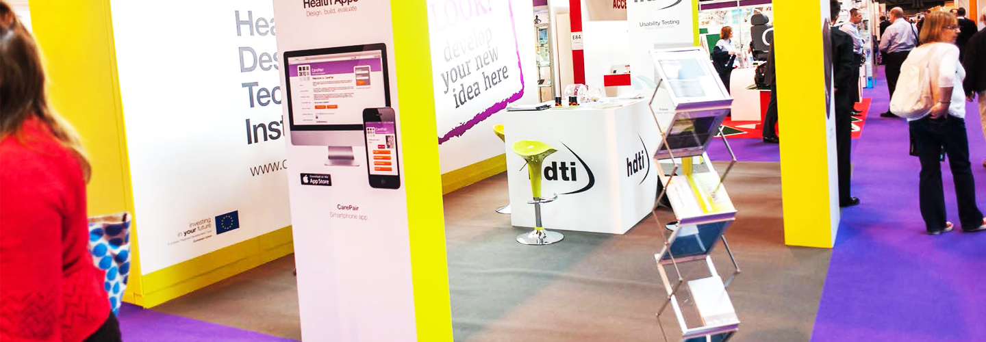 Small Exhibition Stand Hire : Exhibition walling floor hire small