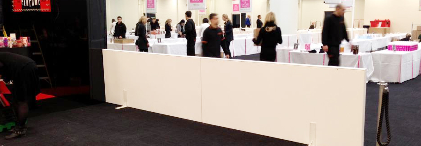 Exhibition Stand Hire London : Exhibition walling floor hire small